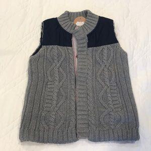 MUD PIE Toddler Knit Sweater Vest
